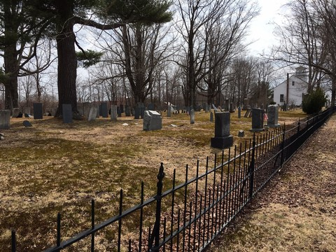 An overall photograph is not available for this cemetery