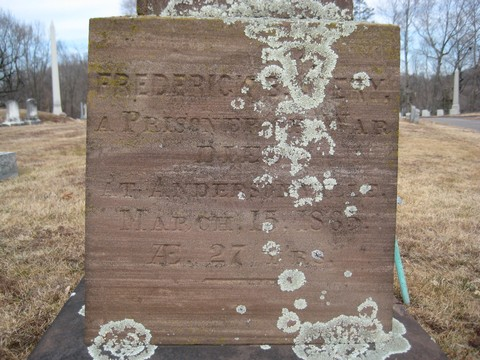 Tombstone Photograph