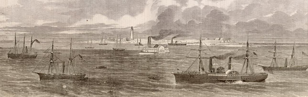 Ship Island (Harper's Weekly)