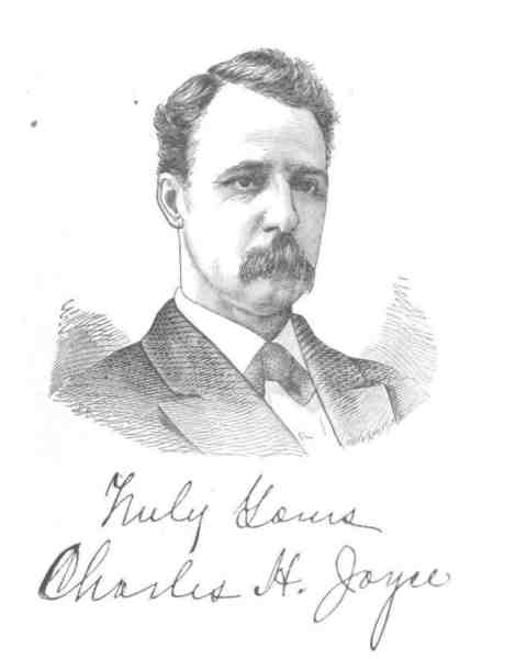 Colonel Charles Joyce